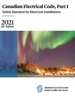 CSA C22.1-21 - Canadian Electrical Code, Part I